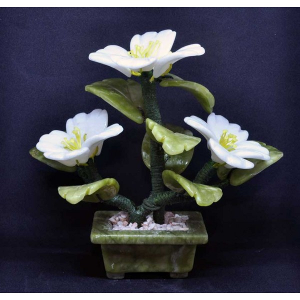 Цветы из камня - Кальцит (бонсай).
