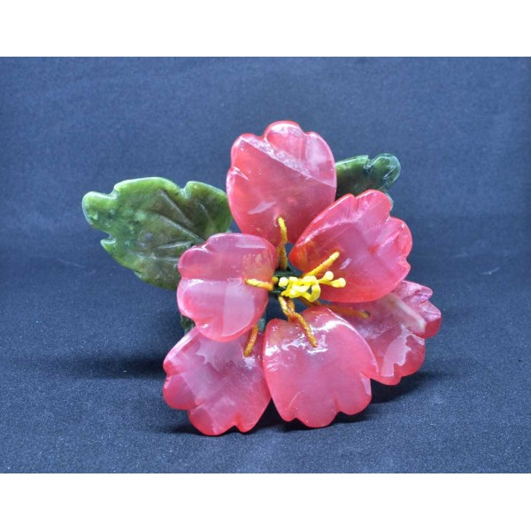 Каменный цветок - Флюорит.